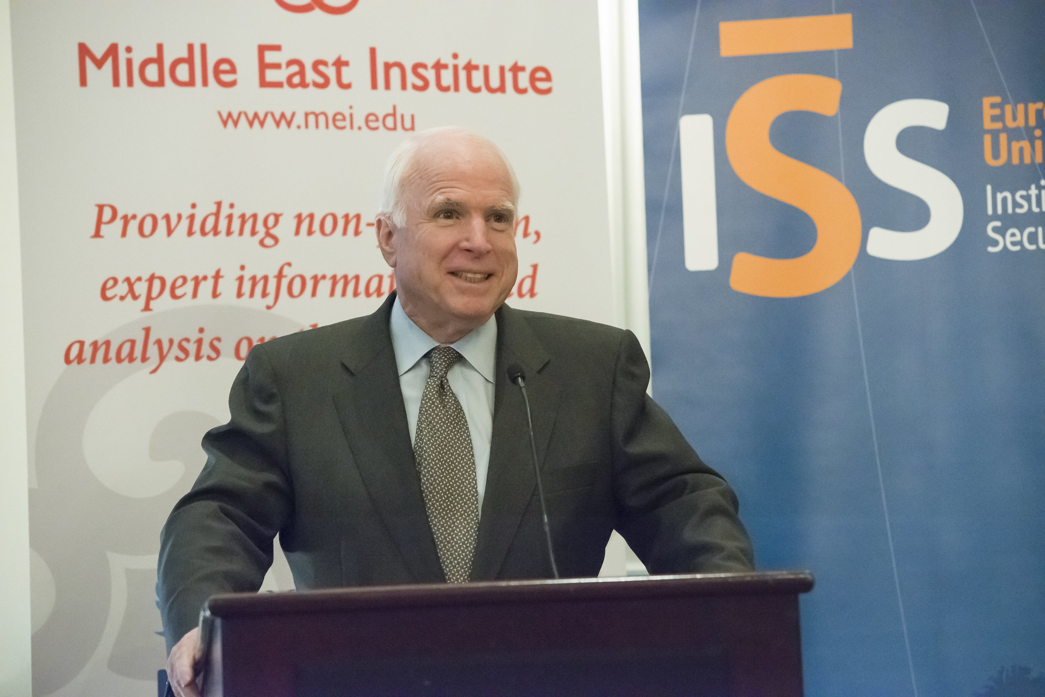 Keynote speech by John McCain
