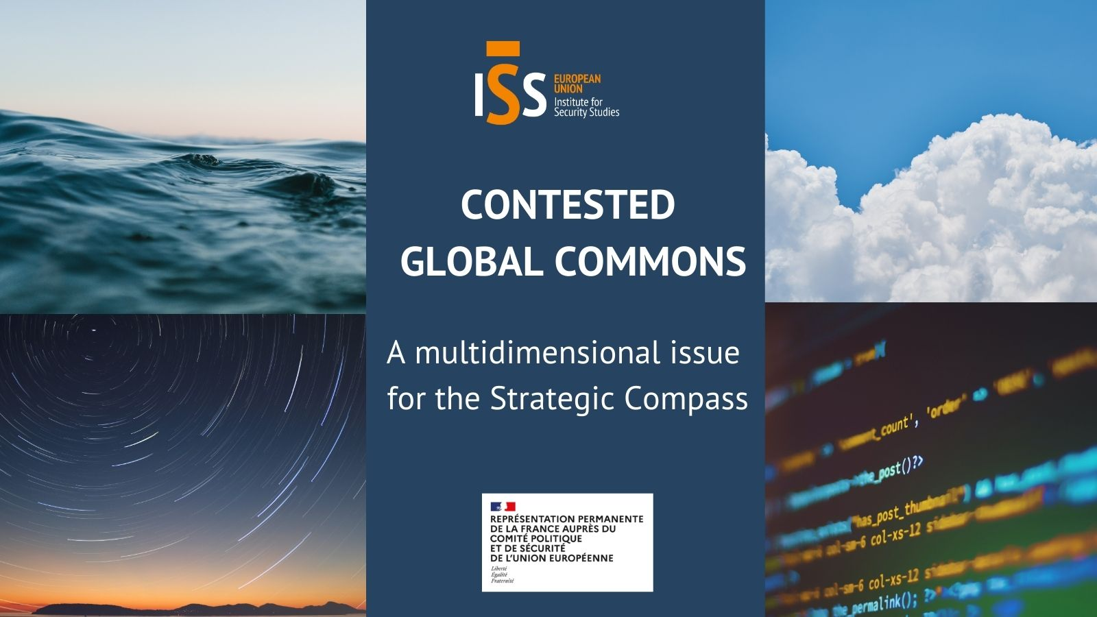 Contest global commons promotional image