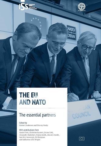 Front cover of EU-NATO book