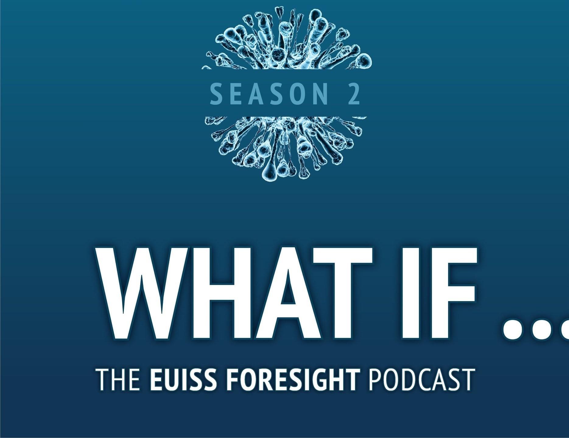 Podcast season 2 logo