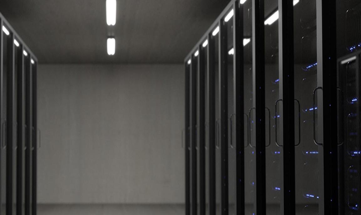 Image of large servers